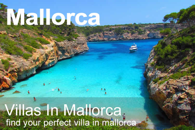 Villas in Mallorca
