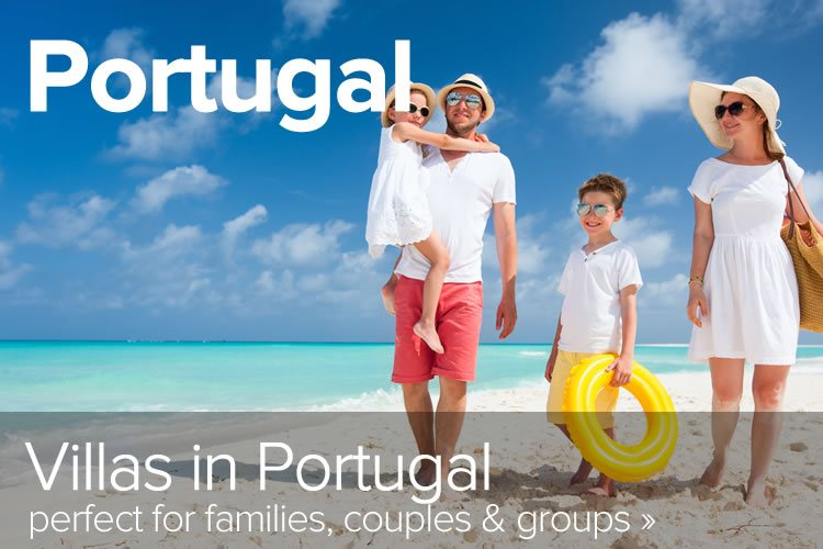 Villas in Portugal
