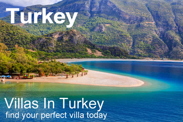 Villas in Turkey